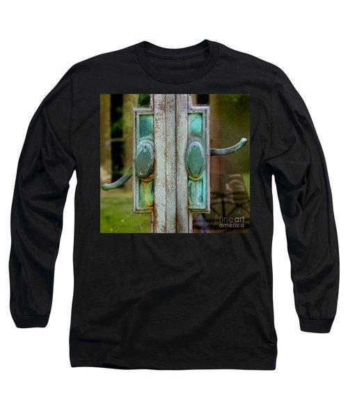 Copper Doorknobs Long Sleeve T-Shirt