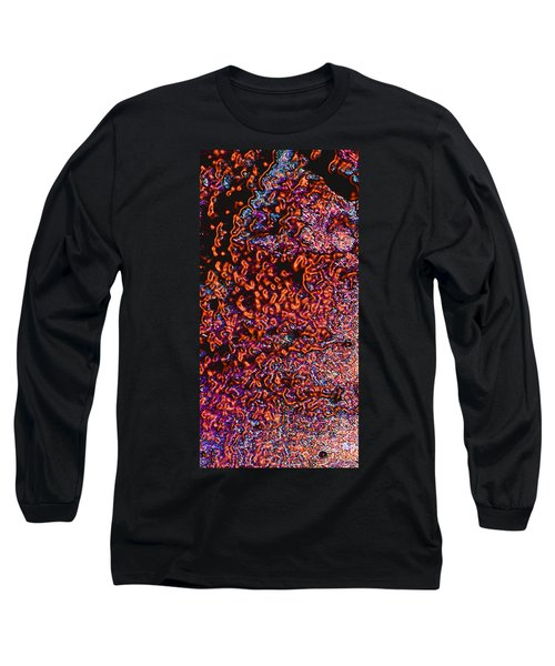Long Sleeve T-Shirt featuring the photograph Copper Glow 2 by Stephanie Grant