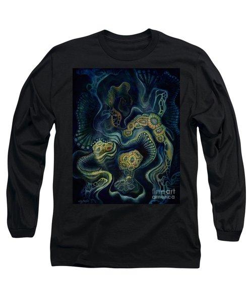 Coral Dive Long Sleeve T-Shirt