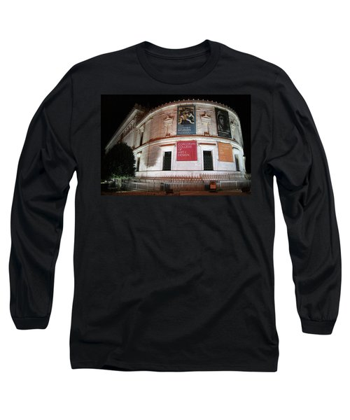 Corcoran Gallery Of Art Long Sleeve T-Shirt by Cora Wandel