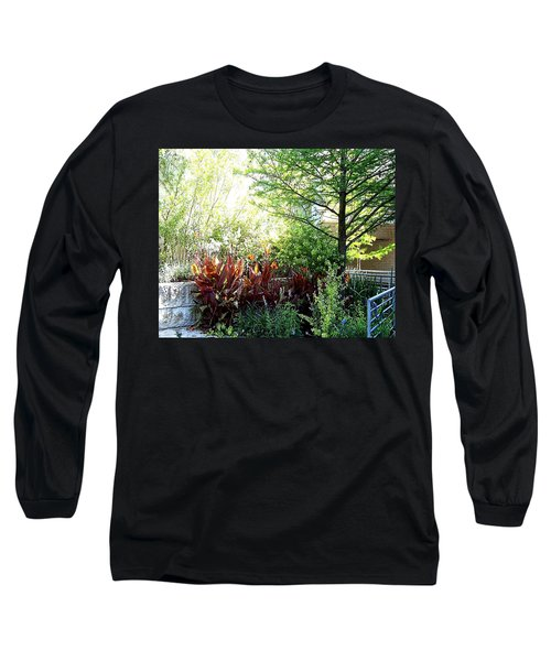 Corner Garden Long Sleeve T-Shirt