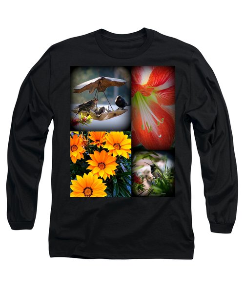 Cornucopia Garden Long Sleeve T-Shirt