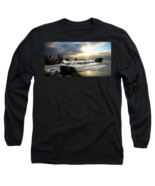 Corona De Oro Long Sleeve T-Shirt