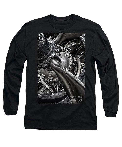 Corsair Long Sleeve T-Shirt by Bryan Keil