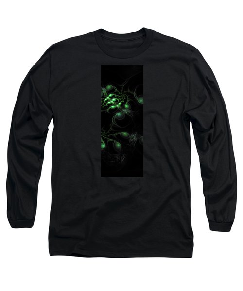 Cosmic Alien Eyes Original 2 Long Sleeve T-Shirt