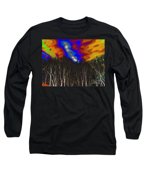 Cosmic Forces Long Sleeve T-Shirt