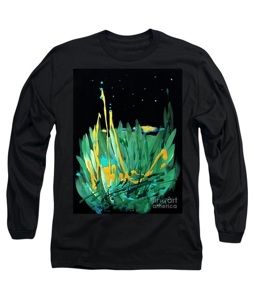 Cosmic Island Long Sleeve T-Shirt