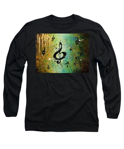 Cosmic Jam Long Sleeve T-Shirt