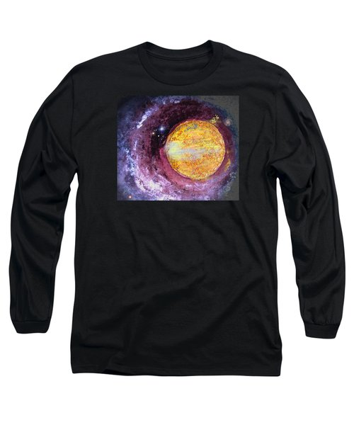 Long Sleeve T-Shirt featuring the photograph Cosmic by Kathy Bassett