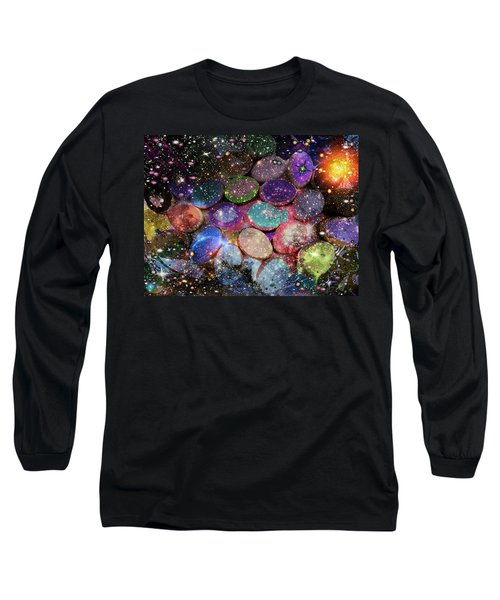 Cosmic Ovule Long Sleeve T-Shirt