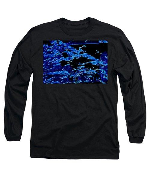 Cosmic Series 001 Long Sleeve T-Shirt
