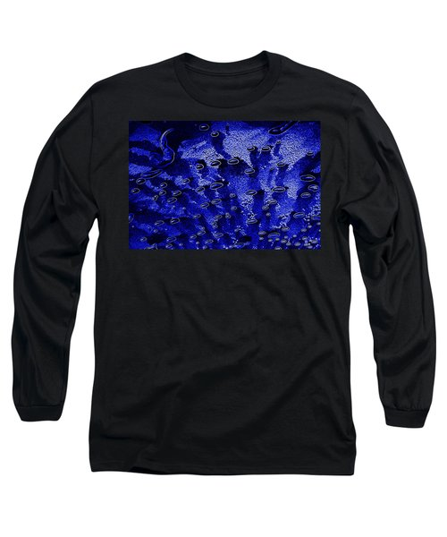 Cosmic Series 002 - Tiny Bubbles Long Sleeve T-Shirt