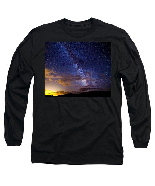 Cosmic Traveler  Long Sleeve T-Shirt