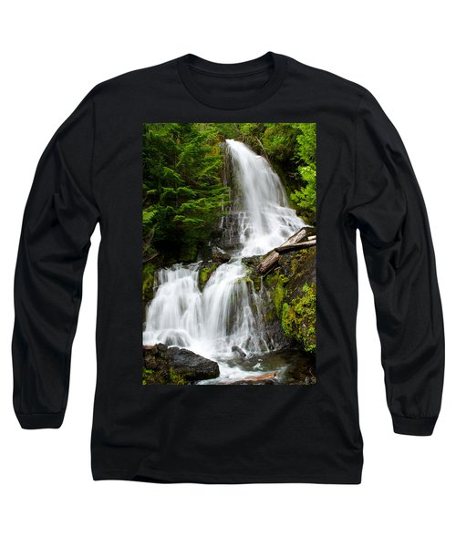 Cougar Falls Long Sleeve T-Shirt