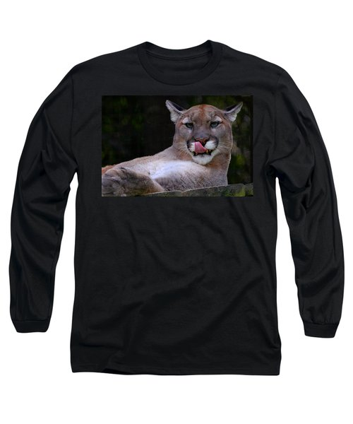 Cougar Town Long Sleeve T-Shirt
