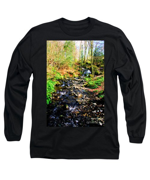 Long Sleeve T-Shirt featuring the photograph Country Life by Doc Braham