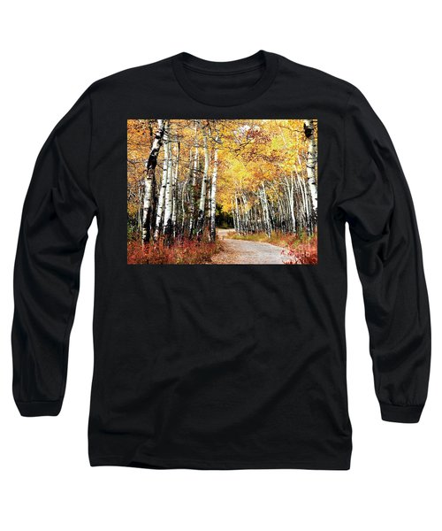 Country Roads Long Sleeve T-Shirt