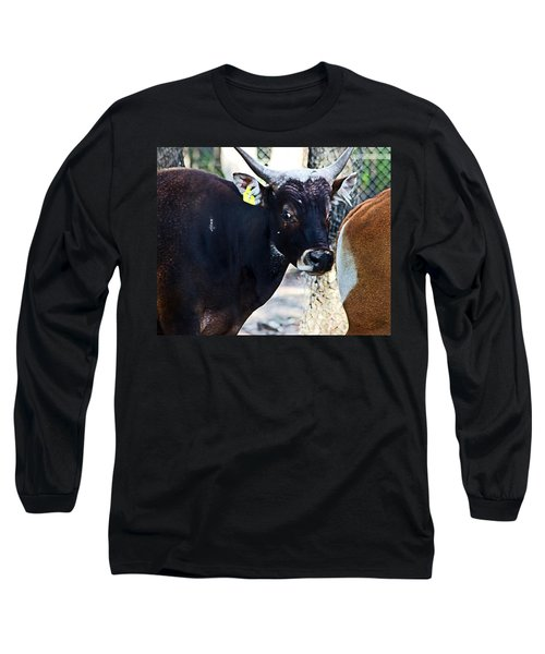 Court Out Long Sleeve T-Shirt