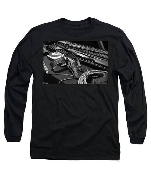 Cowboy Up Long Sleeve T-Shirt