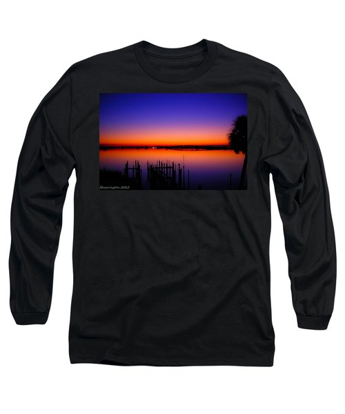 Crack Of Dawn Long Sleeve T-Shirt