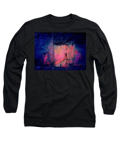 Cracked Long Sleeve T-Shirt