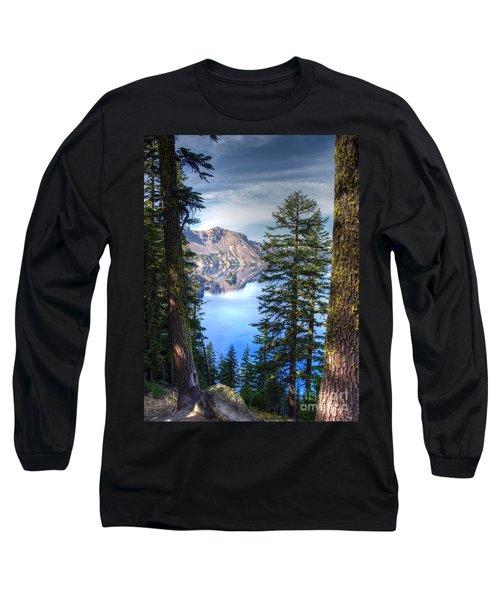 Crater Lake 1 Long Sleeve T-Shirt