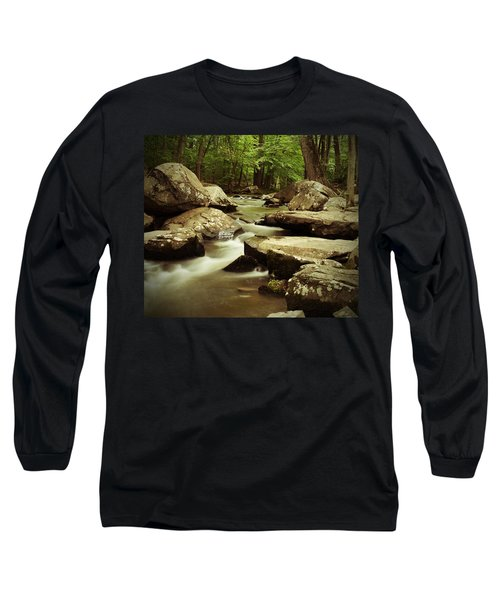 Creek At St. Peters Long Sleeve T-Shirt