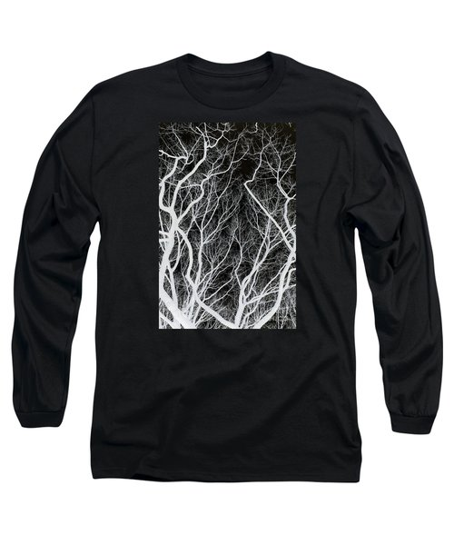 Creepy Branches Long Sleeve T-Shirt
