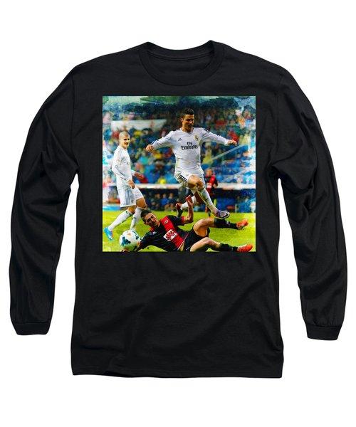 Cristiano Ronaldo Long Sleeve T-Shirt