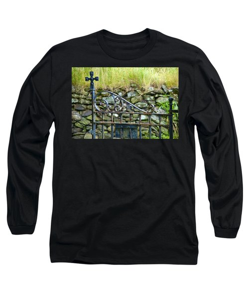 Crossing Gate Long Sleeve T-Shirt