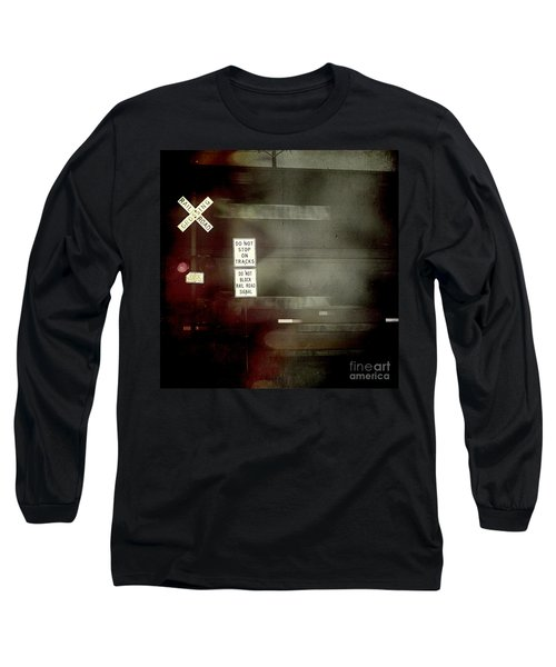 Crossing The End Long Sleeve T-Shirt