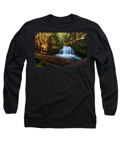 Crossings Long Sleeve T-Shirt by James Heckt