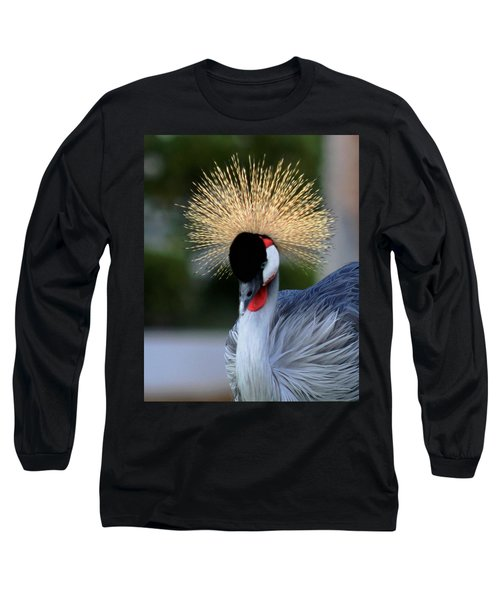 Crowned Long Sleeve T-Shirt