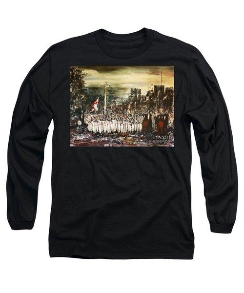 Crusade Long Sleeve T-Shirt