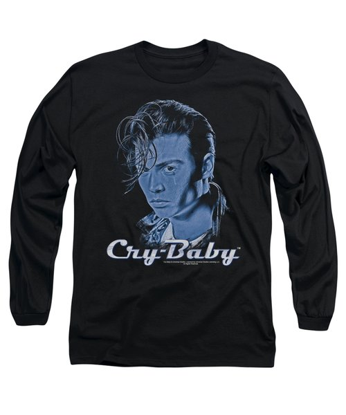 Cry Baby - King Cry Baby Long Sleeve T-Shirt by Brand A
