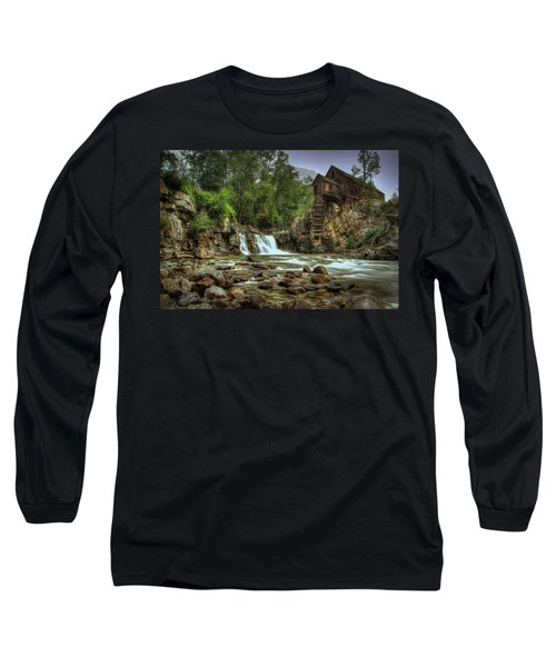 Crystal Mill   Long Sleeve T-Shirt