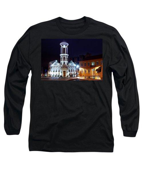 Curitiba - Centro Historico Long Sleeve T-Shirt