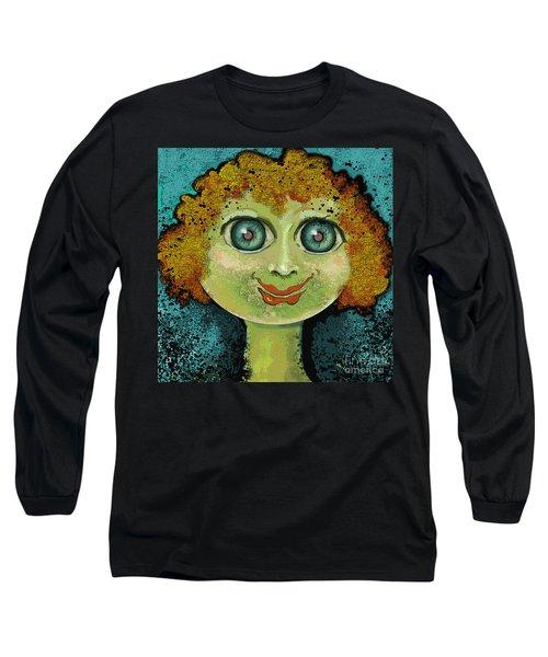Curl Gurl Long Sleeve T-Shirt by Carol Jacobs