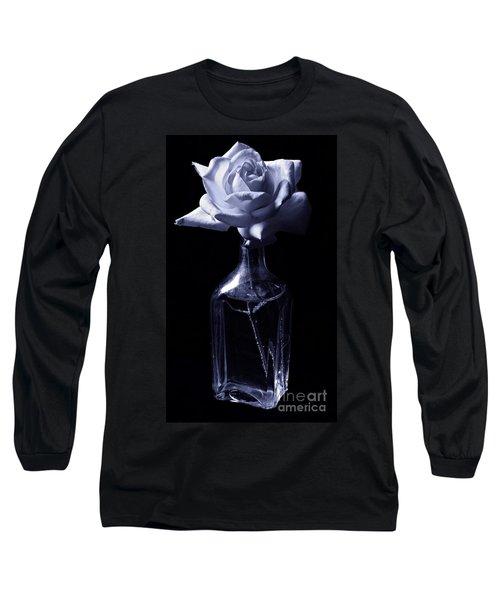 Cyan Beauty Long Sleeve T-Shirt