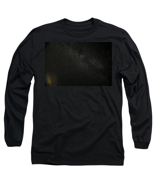 Long Sleeve T-Shirt featuring the photograph Cygnus  Deneb  Vega by Greg Reed