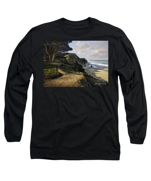 Cypress Beach Long Sleeve T-Shirt