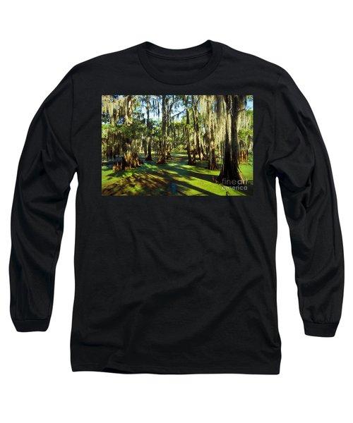 Cypress Swamp Long Sleeve T-Shirt