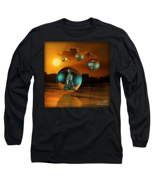 Cyrstal Children Of Sun Long Sleeve T-Shirt