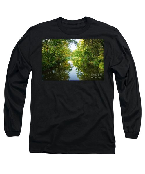 D And R Canal  Long Sleeve T-Shirt