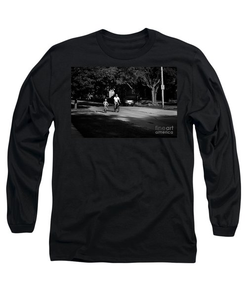 Daddy's Shadow Long Sleeve T-Shirt