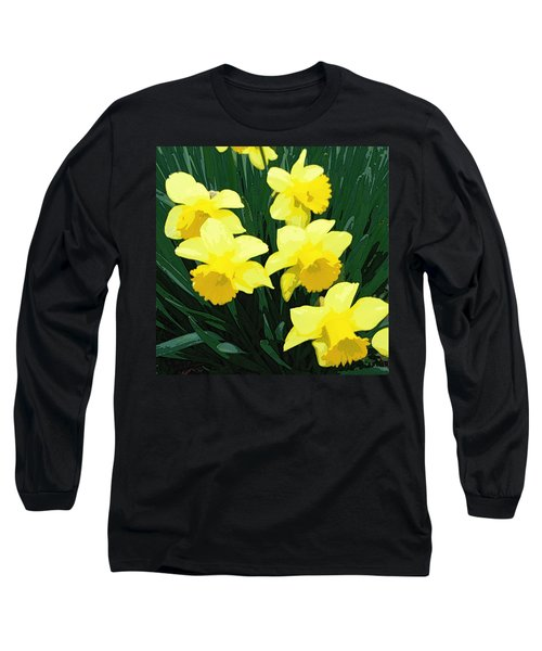 Daffodil Song Long Sleeve T-Shirt