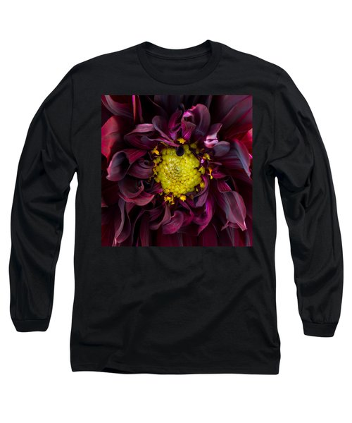Dahlia - A Study In Crimson Long Sleeve T-Shirt