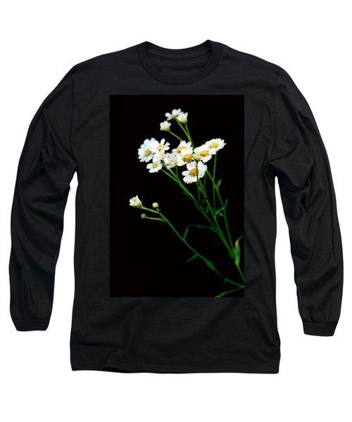 Daisy Flower Bouquet  Long Sleeve T-Shirt