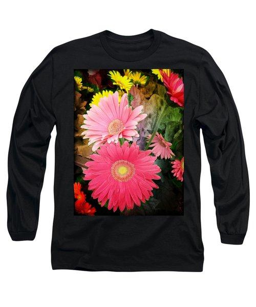 Daisy Jazz Long Sleeve T-Shirt