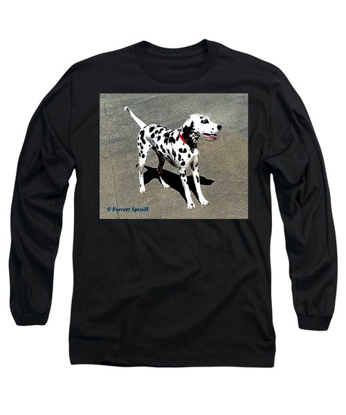 Dalmation Long Sleeve T-Shirt